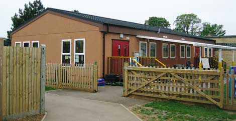 pic of deddington nursery